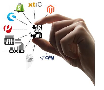 e-mail marketing - połączenia