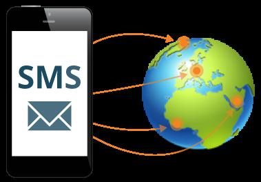 Wysyłka SMS-ów poza granice kraju