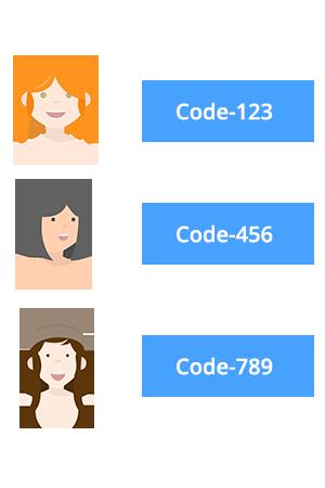 Pula kodów rabatowych