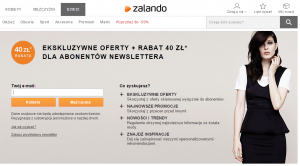 zalando pic newsletter